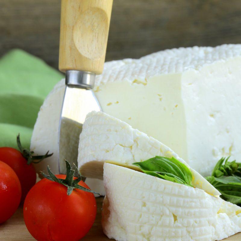 Salted Milk Cheese (Feta Cheese)